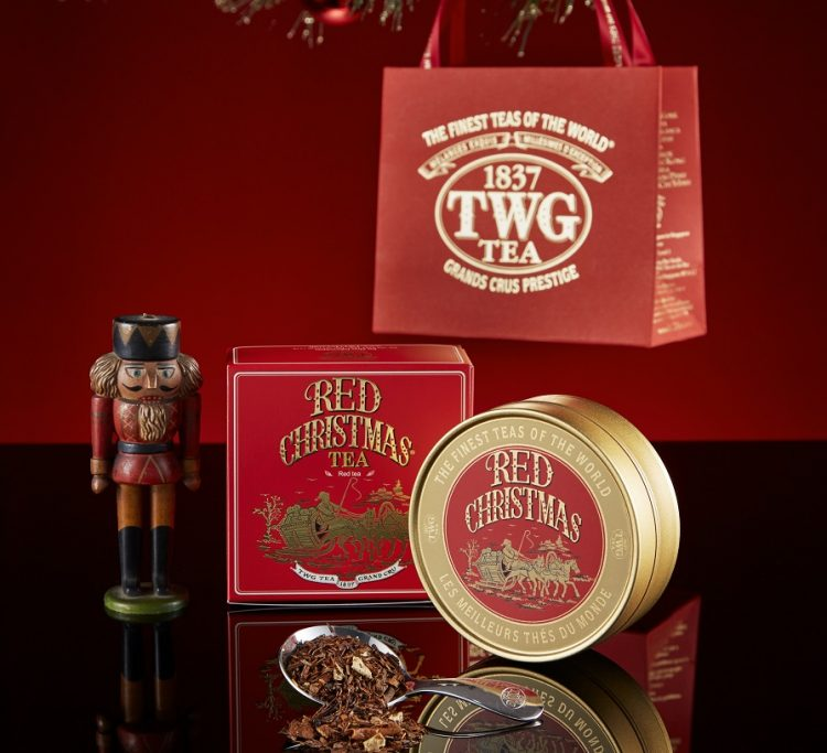 TWG Tea Heralds the Christmas Season in Grand Style