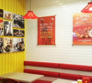 The Halal Guys Central Park Mall Store 1