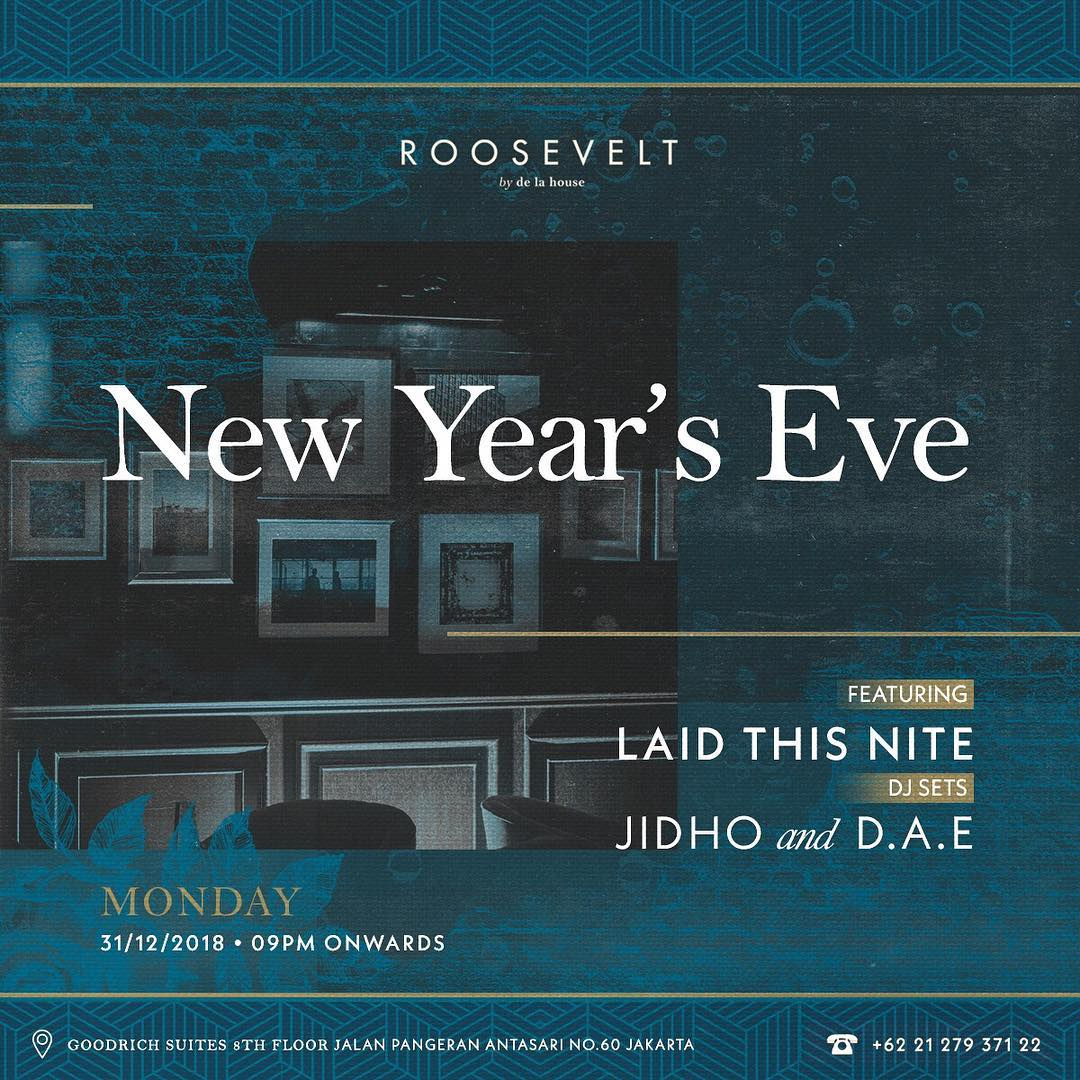 Best New Year's Eve Events in Jakarta Bar and Restaurant