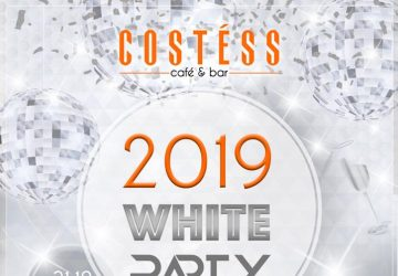 "New Year ""White Party"" at Costess Bar"