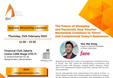 JBN Business Networking Luncheon February 2019