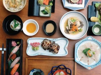 The Japanese Weekend Brunch at Sari Pacific Jakarta