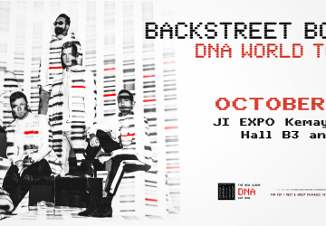 "Backstreet Boys: The ""DNA World Tour"""