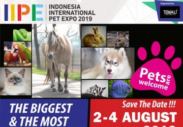 Indonesia International Pet Expo 2019
