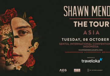 Shawn Mendes LIVE in Jakarta!