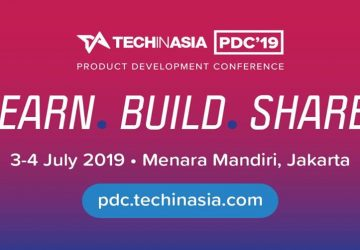 Tech in Asia Product Development Conference 2019