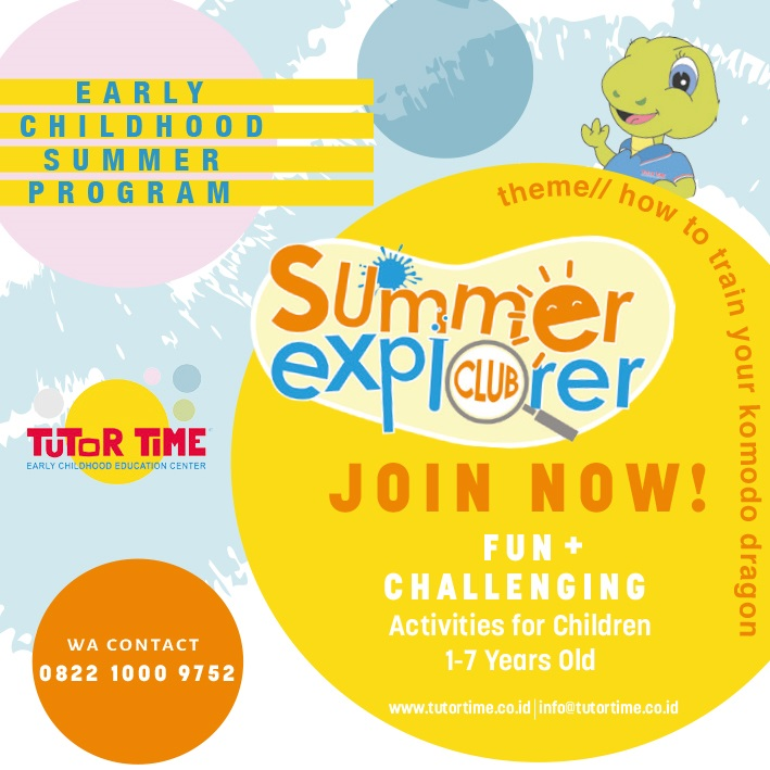 6 Summer Camp Schools and Activities in Jakarta - What's New Jakarta