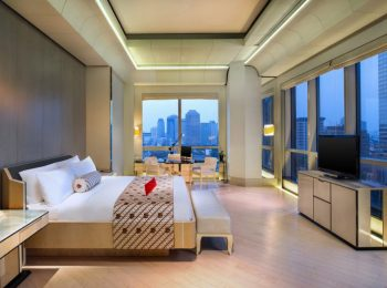 A Weekend of Relaxation at Keraton at The Plaza, a Luxury Collection Hotel, Jakarta