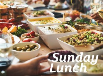 Sunday Lunch Promotion Duta Cafe & Restaurant – Holiday Inn & Suites Gajah Mada