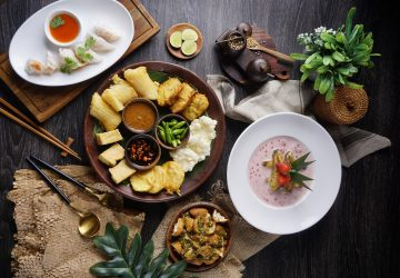 Afternoon Delight at Terrace Cafe Park Hotel Jakarta