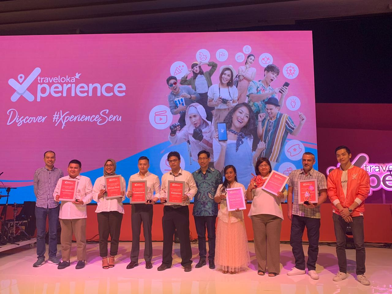 Jakarta Aquarium Achieved 2019 Traveloka Xperience Award