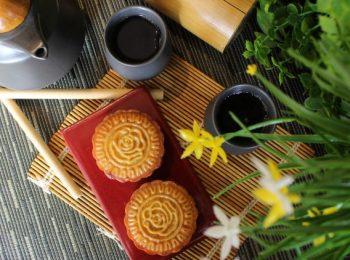 Mid-Autumn Moon Cakes at Keraton at the Plaza, a Luxury Collection Hotel, Jakarta