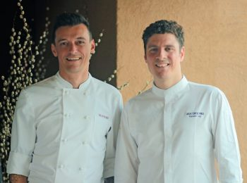 "Hyatt's Culinary Talents Join Forces For ""Four Hands"" Collaboration at C's Steak and Seafood Restaurant"