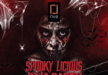 Spooky Licious RIVA Party