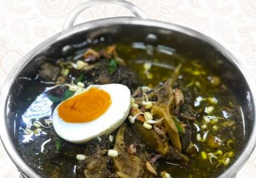 This November Specials Rawon Buntut at Park  Hotel