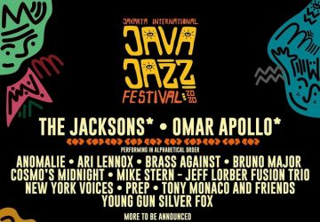 Jakarta International Java Jazz Festival 2020
