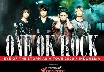 One OK Rock – Eye of the Storm Tour 2020