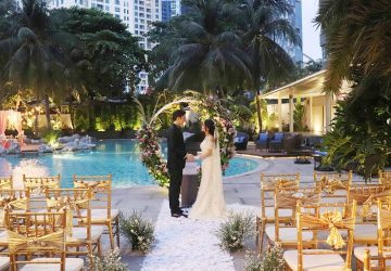 Your Intimate Wedding at Wyndham Casablanca Jakarta