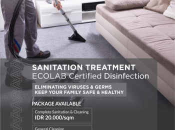 Aryaduta Cleaning Services Promotions