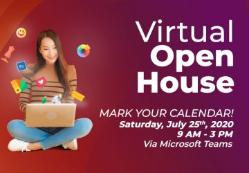The 1st Virtual Open House by LaSalle College Jakarta