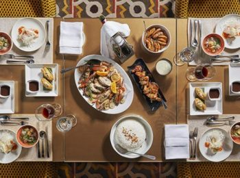 Family Brunch at Home by Gran Melia Jakarta
