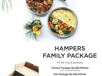 APREZ Hampers Family Package