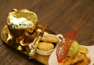 grandkemang Jakarta Launches 'Gold Cappuccino' : A Taste of Royalty