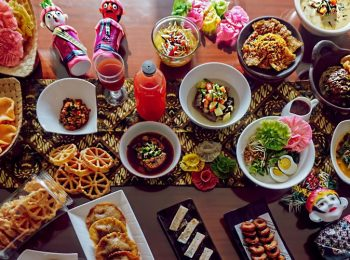 Celebrate the holy month of Ramadan with authentic tastes of Betawi & Lombok from The Cafe