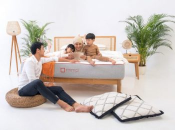 Celebrate Glorious Moment with Mimpi Sleep and Get Discount 25%