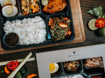 JW MARRIOTT JAKARTA OFFERS 'DELIVERY BY JW' TO YOUR DOORSTEP