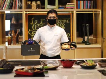 InterContinental Jakarta Pondok Indah Enables Their Guests to Enjoy Their World-Class Dining Offerings at Home