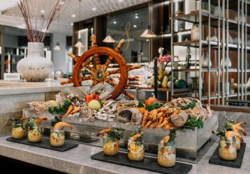 Sparkling Weekend Brunches at Sailendra