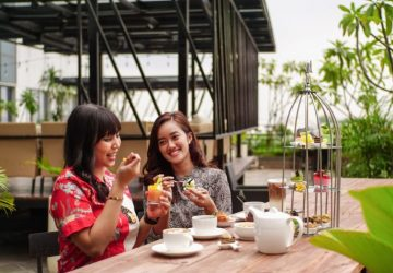 NGOPI TJANTIEK; SPECIAL DEAL FOR SPECIAL WOMEN ON THIS SPECIAL MONTH AT NOVOTEL SAMATOR