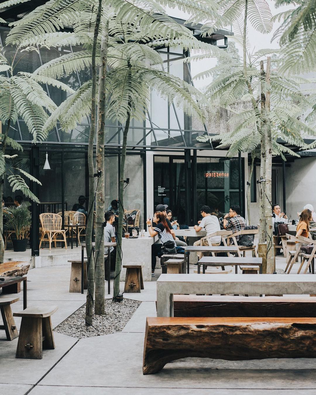 Jardin Cafe Bandung Review: 10+ Recommended Hangout Places In Bandung
