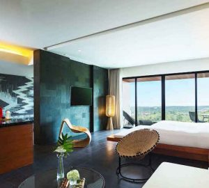 Take your mum for a day off at Renaissance Bali