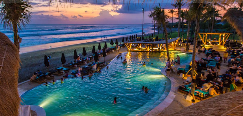 33 Best Beach Clubs In Bali In 2018 What S New Bali