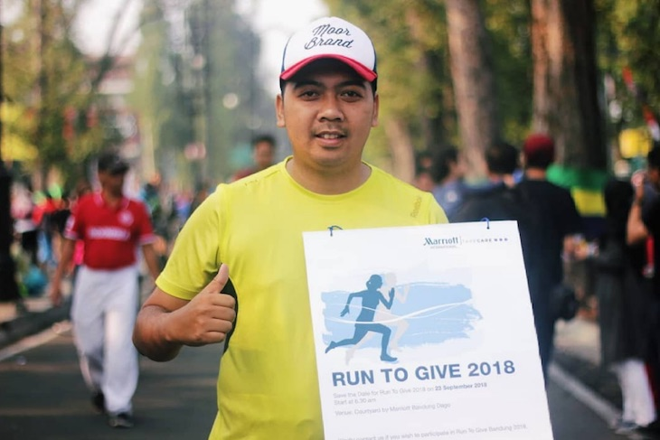 Run To Give 2018