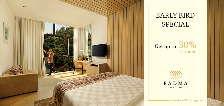Padma Early Bird Special 30%