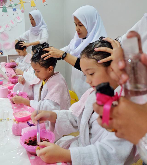 Salons & Spas for Baby and Kids in Jakarta