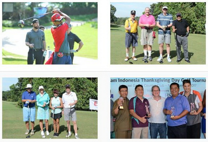 REGISTRATION AmCham Thanksgiving Golf Tournament 2018