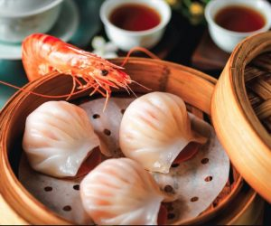 All you can eat Dim-Sum-Licious at Li Feng