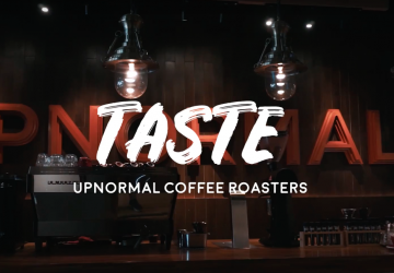 Taste: Upnormal Coffee Roasters in Bandung