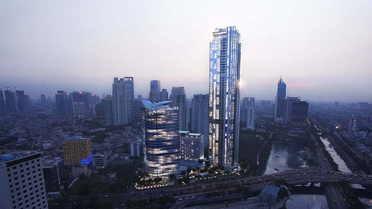 6 UPCOMING LUXURY HOTELS TO ANTICIPATE IN JAKARTA