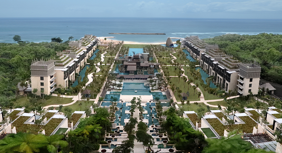 Opening On The Island Of The Gods The Apurva Kempinski Bali Whats
