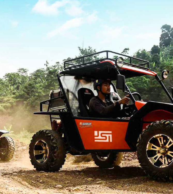 JEEP STATION INDONESIA – PUNCAK