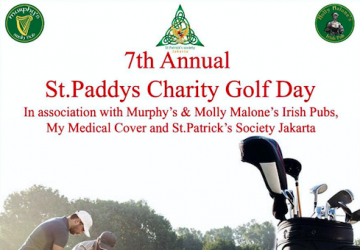 7th Annual St.Paddy's Charity Golf Tournament