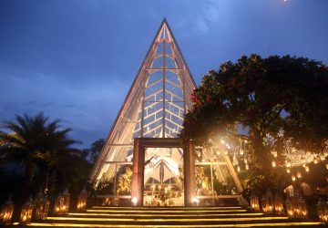 Unique Wedding Venues in Puncak - Bogor