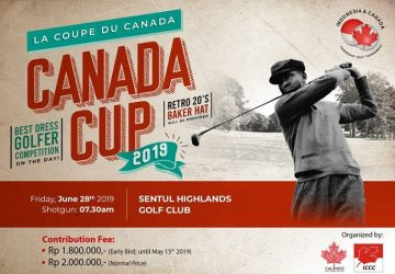 14th Canada Cup – June 28th 2019