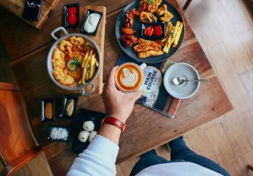 Best Coffee Places in Surabaya