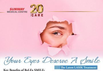 The Latest LASIK Treatment Special Package at Sunway Medical Centre